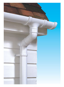 Angels Plastics Technical Guide Gutter And Downpipe