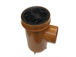 110mm underground drainage pipe & fittings