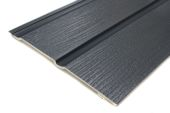 anthracite RAL 7016 Embossed Cladding