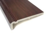 rosewood upvc fascias