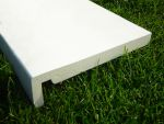 white upvc fascia boards