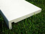 white upvc fascia boards