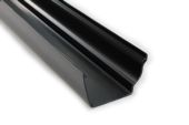 black sovereign ogee polypipe gutters