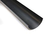 black miniline gutters polypipe