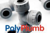 polyplumb push fit plumbing system