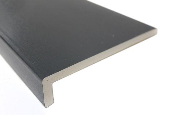 dark grey capping fascias anthracite