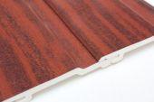 mahogany v groove cladding