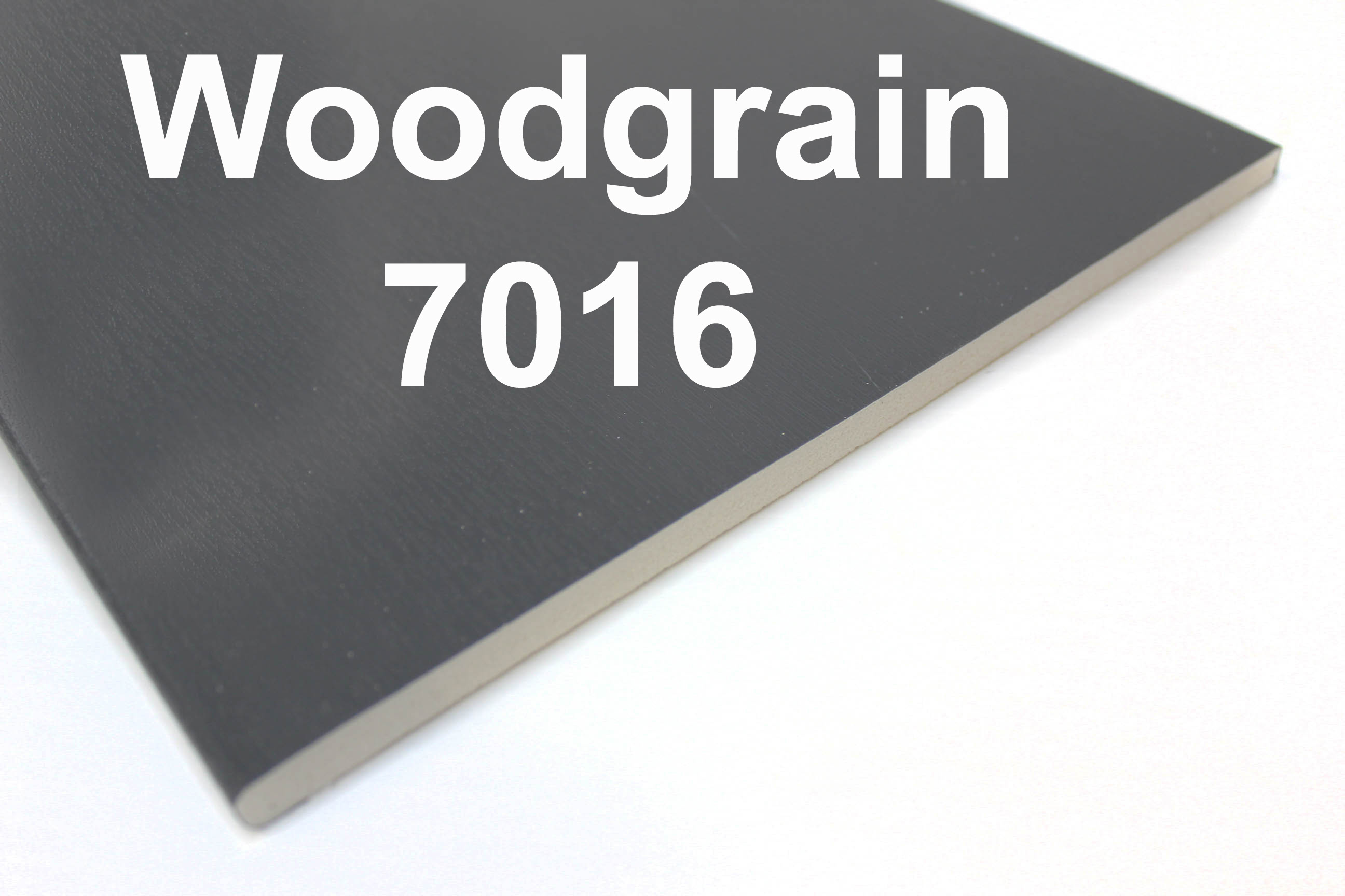 anthracite deeplas woodgrain soffit
