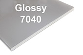 RAL 7040 light grey Plastic Soffit Board