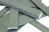 chartwell green window trims arch quad