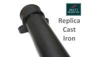 replica cast iron soil pipe
