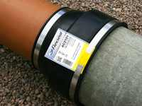 flexicon flexible pipe adaptor coupling