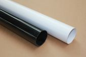 80mm round pipes floplast