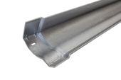 5 inch ogee aluminium gutters