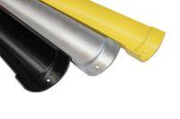 cast aluminium rainwater guttering