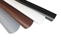 half round gutters guttering rainwater 112mm