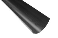 black polyflow polypipe guttering