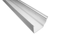 white polypipe sovereign ogee gutters