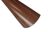 brown industrial polypipe guttering