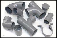 plumbers waste ABS Floplast Solvent 32mm grey