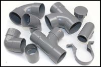 plumbers waste ABS Floplast Solvent 50mm grey