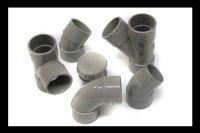 40mm Grey Solvent mupvc waste