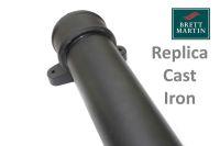 replica cast iron soil pipe
