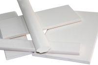 cream foil upvc window trims