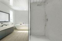 One metre wide mega shower panelling