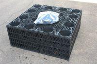 polystorm drainage crates