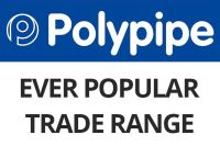 Polypipe Rainwater Plastic Downpipes