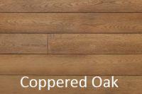 coppered oak millboard decking