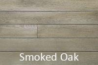 smoked oak millboard decking