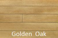 golden oak millboard decking