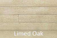 limed oak millboard decking