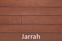 jarrah millboard decking