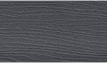 anthracite 7016 embossed v groove cladding