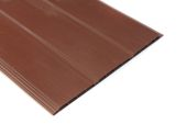 brown upvc soffit board