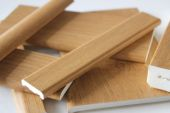 irish oak upvc window trims