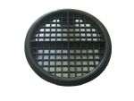 70mm Soffit Vent (black)