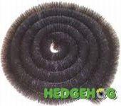 150mm Black Hedgehog Gutter Filter