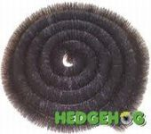 100mm Black Hedgehog Gutter Filter