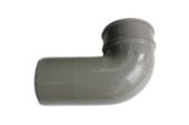 90 Deg Close Couple Bend (socket/spigot)