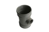 50mm Double Socket Single Boss Pipe