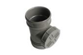 Double Socket Short Access Pipe