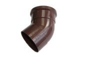 135 Deg Double Socket Bend (brown)