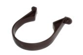 Plastic Socket Clip (brown)