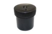 82mm Access Plug (black)