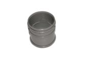 82mm Pipe Coupler (solvent grey)