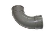 82mm x 92.5 Deg Bend (solvent grey)